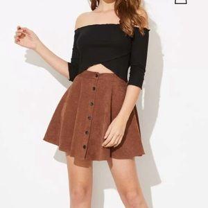 Dresses & Skirts - Cord Skirt 👀